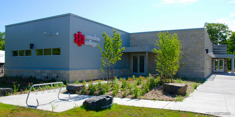 canadore college in parry sound