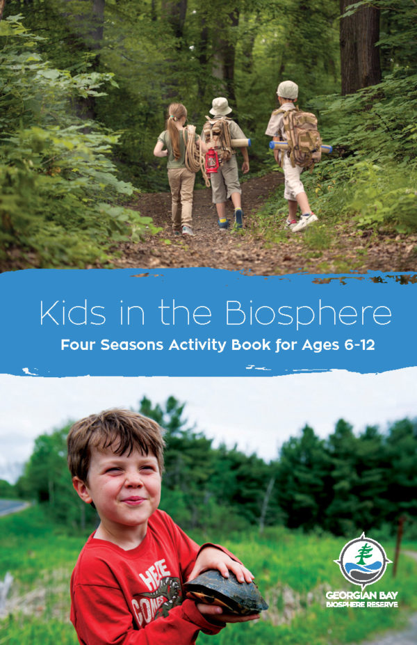 Kids in the Biosphere cover page
