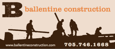 Ballentine Construction logo