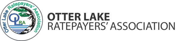 otter lake association logo
